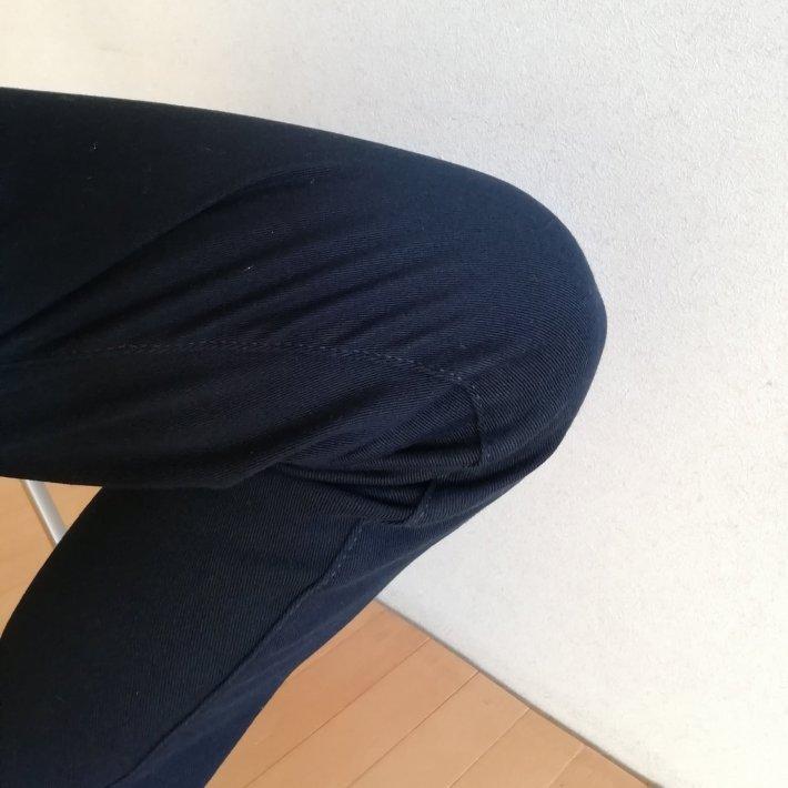 ビジネスカジュアルジーンズ