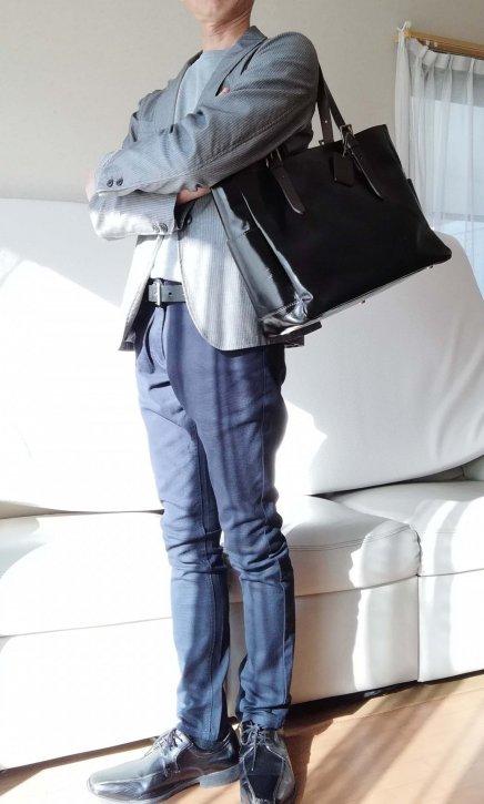 ツェハのトートバッグ