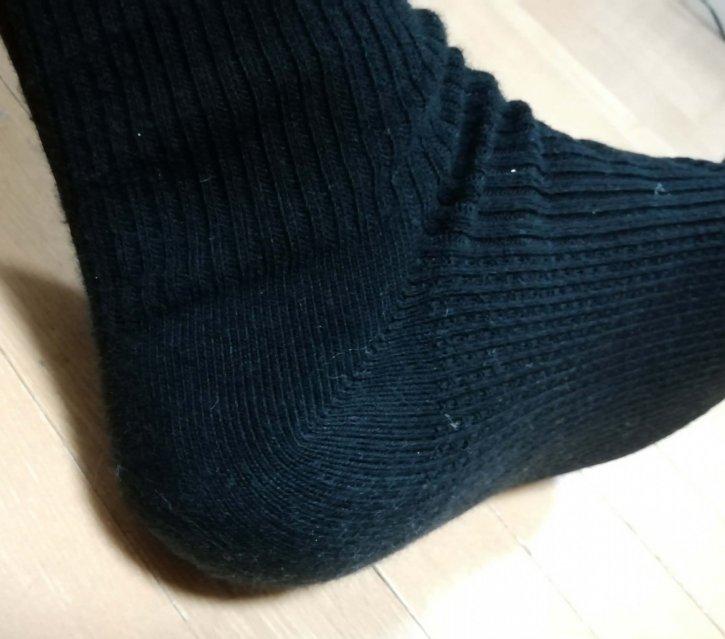 蒸れない靴下